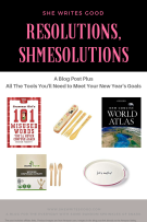 Resolutions Shmesolutions